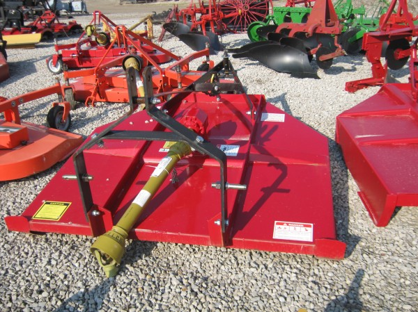 New 5 Ft Rotary Cutter Hodges Farm Equipment