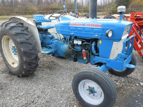 Ford 4000 Diesel Tractor : Ford diesel tractor bing images