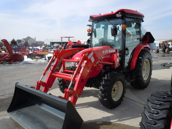 Branson 4520c Tractor W Loader 4wd Hodges Farm Equipment