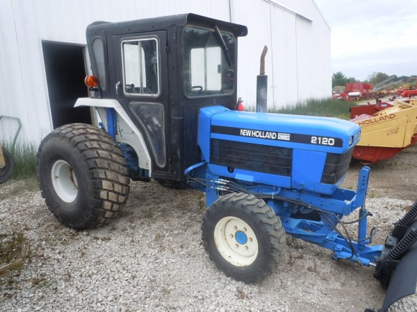 Ford 2120 Tractor : Ford tractor cab