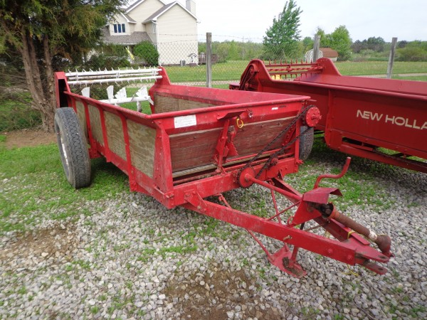 Ih Manure Spreader : Used ih manure spreader hodges farm equipment