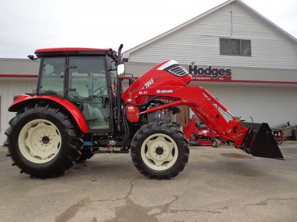 Branson 7845c Tractor W Loader 4wd Hodges Farm Equipment