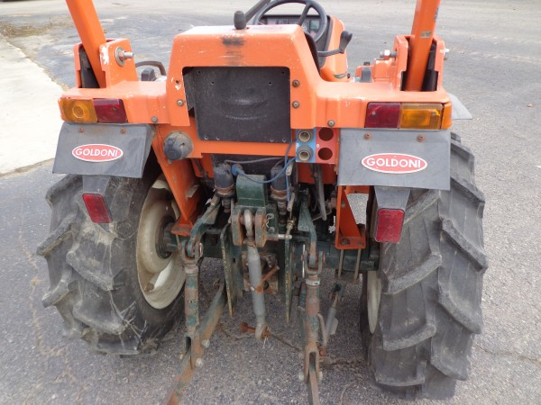 Goldoni Tractor Parts : Used goldoni dt tractor wd hodges farm equipment