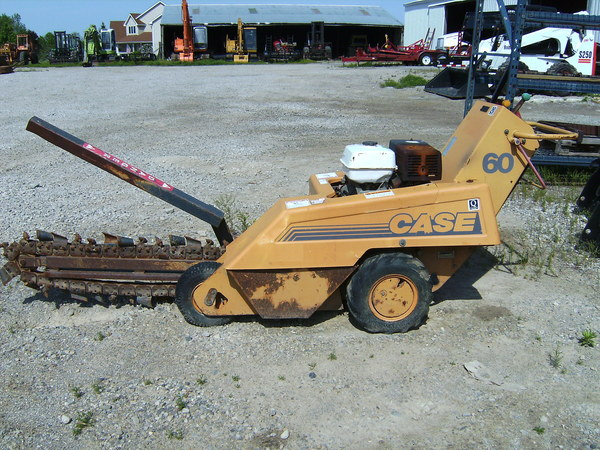 Used Case 60 Trencher - Hodges Farm Equipment